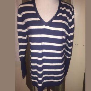 Vineyard Vines Cashmere blend Sweater S Blue